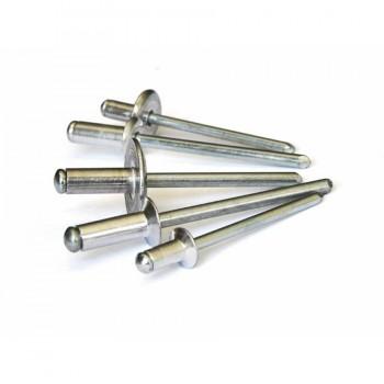 Remache Estándar Aluminio BRALO