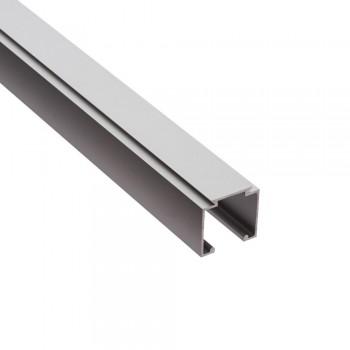 Guia Aluminio Natural 60Kgs. Mod. 22186 BrassOcho