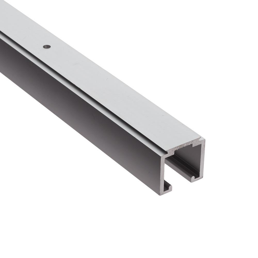 BrassOcho Guia Aluminio Anonizado 80 / 120 Kgs. Mod. 8807