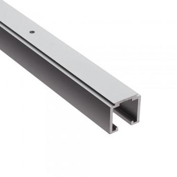 Guia Aluminio Anonizado 80 / 120 Kgs. Mod. 8807 BrassOcho