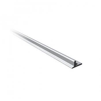 Perfil Aluminio SF25 3mt Plata 2532 SAHECO