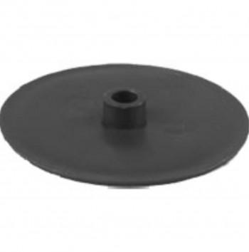 MIcel Tapón Excéntica 17mm Negro