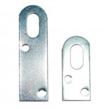Micel Placa Colgador Galería 40mm ZN