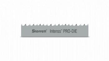Cinta de Sierra Intess 1335 x 13 x 0.65 8/12 Starret
