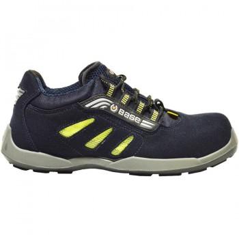 Zapato Seguridad Azul SP1 FRISBEE BASE