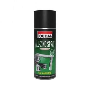 Spray Alu-Zinc 400ml Soudal