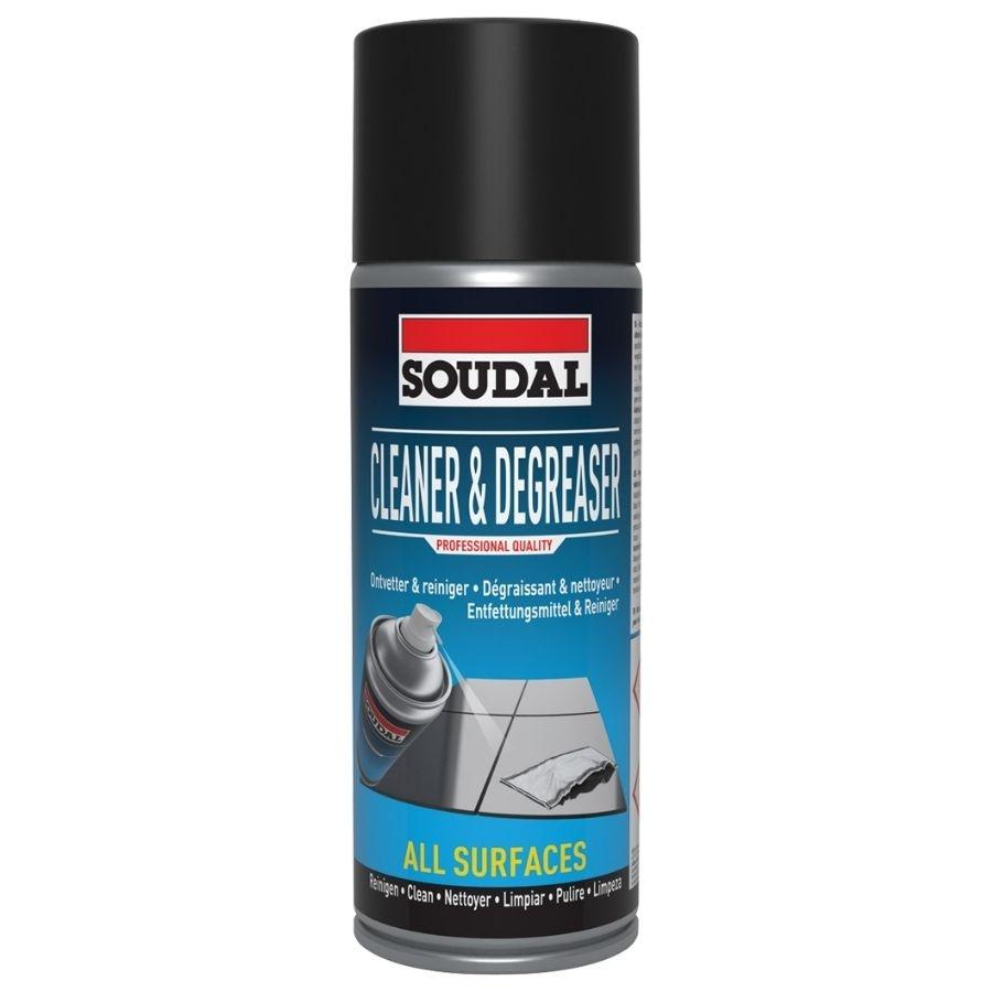 Spray Limpiador Desengrasante 400ml Soudal