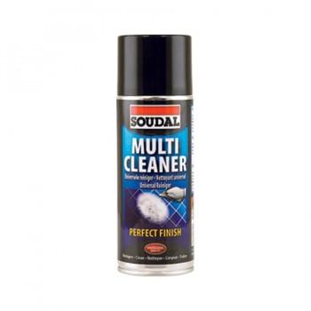 Spray Espuma Limpiatodo 400ml Soudal