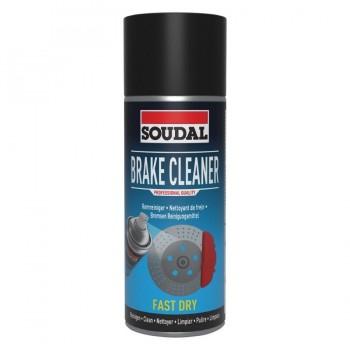 Spray Limpiador De Frenos 400ml Soudal