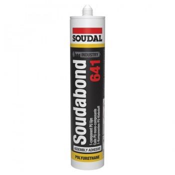 Adhesivo de construcción SOUDABOND 641 a base de PU monocomponente SOUDAL