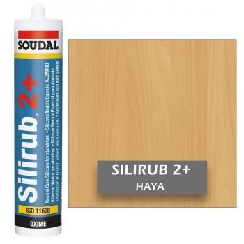 Silicona Neutra HAYA Silirub 2+ 300ml SOUDAL