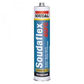 Poliuretano Soudaflex 45FC 310ml Soudal