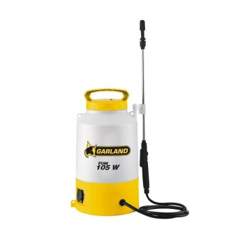 Fumigador a Batería 12V 1,5-4 bar 5L GARLAND FUM 105 W-V20