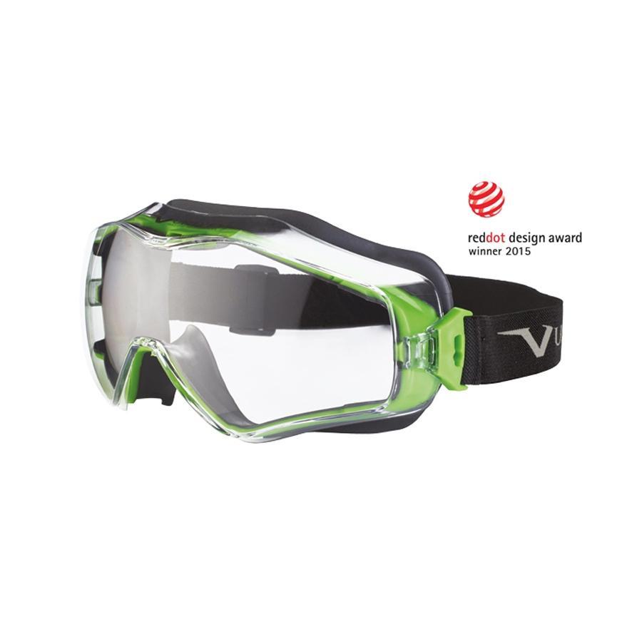 Gafa de Seguridad Anti-impaxcto Ocular Panorámica Mod. 6X3