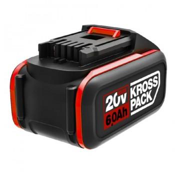Batería 20V 6,0Ah KRESS KAB23