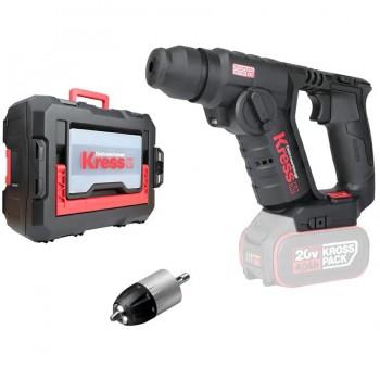 Martillo Multifunción Batería BL 20V (Sin batería) KRESS KUC50.91