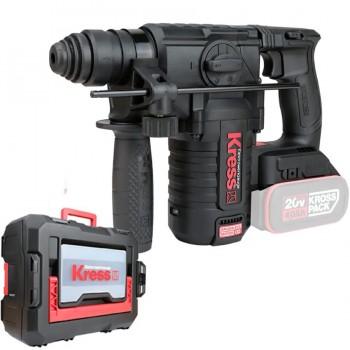 Martillo Multifunción Batería BL 20V (Sin batería) KRESS KUC61.91