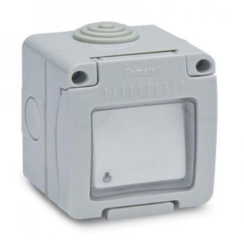 Pulador Timbre Estanco 10A 250V IP55 FAMATEL