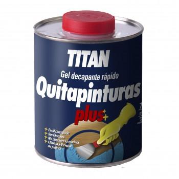Quitapinturas Plus TITAN 375ml.
