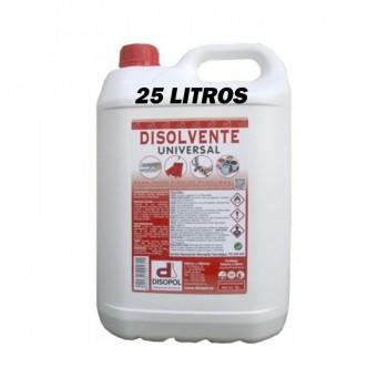 Disolvente Universal Nitro de Limpieza 25L