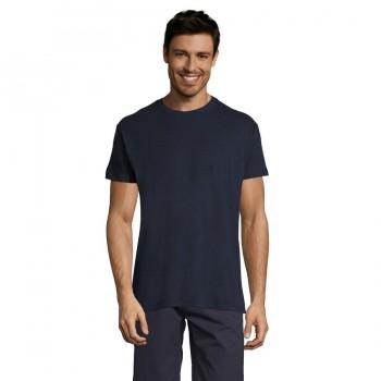 Camiseta Manga Corta Azul Marino Sol's