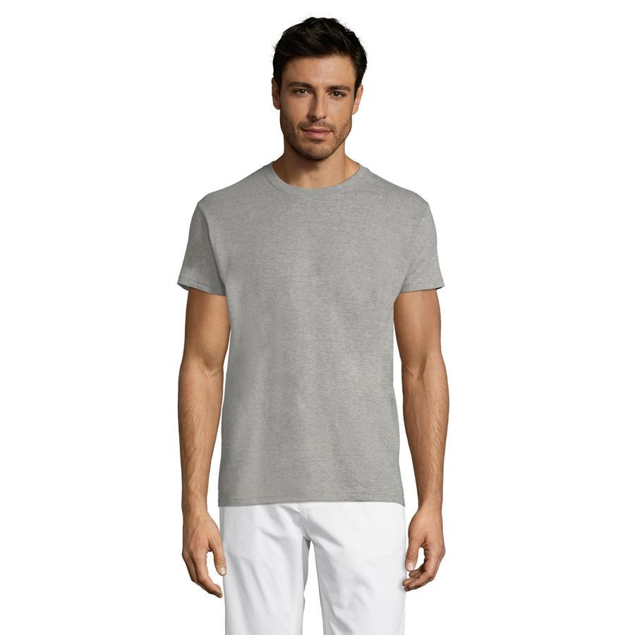 Camiseta Manga Corta Gris Sol's