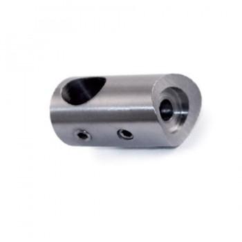 Soporte para Tubo Varilla 12,2mm pasante E0069 IAM Design