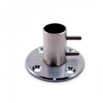 Base Anclaje Tubo Acero 42,4 mm. E0213 IAM Design