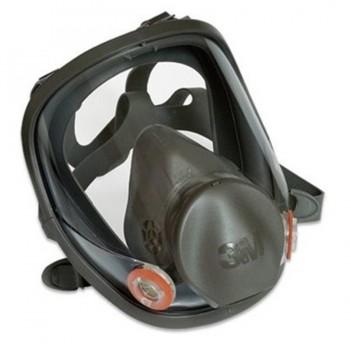 Máscara Completa Reutilizable 6800 Mediana 3M