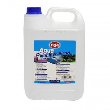 Agua Desmineralizada Garrafa 5 Litros PQS
