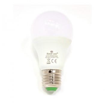 Bombilla LED Standard 10W E27 6400K ROYAL LED