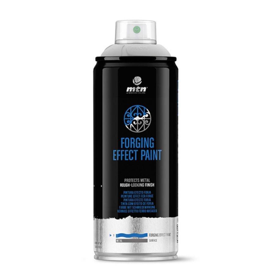 Spray Anticorrosivo Negro Forja MTN