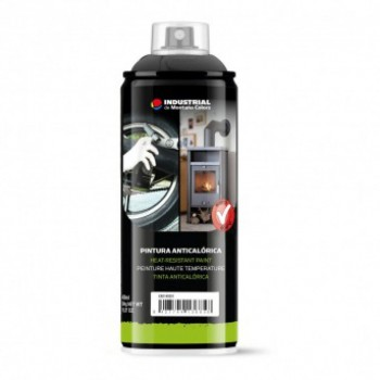 MTN Spray Pintura Anticalórica 400ml