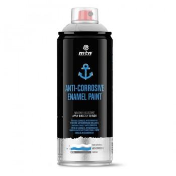 Spray de Pintura Esmalte Anticorrosivo MTN Pro 400ml