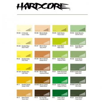 Sprays de Pintura de Colores Hardcore / Industrial 400ml MTN