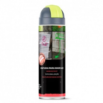 Spray Pintura Marcaje 500ml MTN
