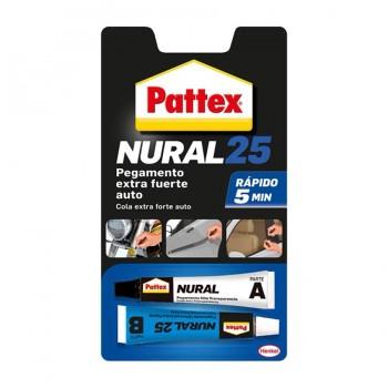 Adhesivo Bicomponente Automoción NURAL-25 PATTEX