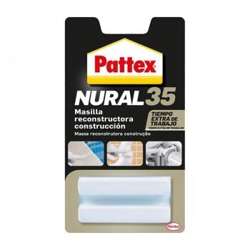 Masilla Construcción 50gr NURAL-35 PATTEX