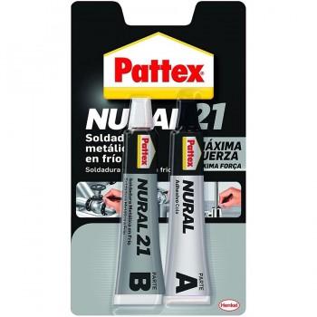 Soldadura Metálica en Frío 120ml NURAL-21 PATTEX