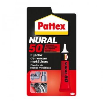 Fijador de Roscas Metálicas 10ml NURAL-50 PATTEX