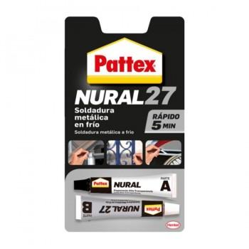Soldadura Rápida en Frío 22ml NURAL-27 PATTEX