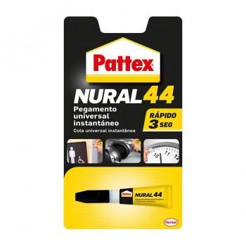 Adhesivo Instantaneo 3gr NURAL-44 PATTEX