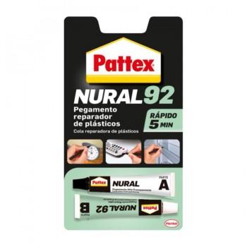 Pegamento Reparador Plásticos 22ml NURAL-92 PATTEX