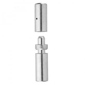 Pernio Nudo Inox para Soldar con Rodamiento Axial 25x120 ESTEBRO