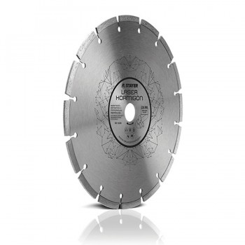 Disco Diamante Láser Hormigón 230 x 22.2mm STAYER