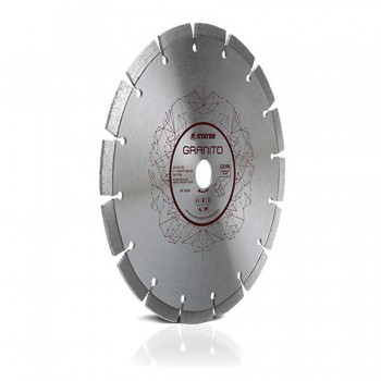 Disco Diamante Láser Granito 230 x 22.2mm STAYER