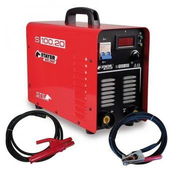 Equipo de Soldadura Inverter STAYER S100.20