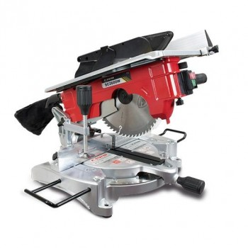 Ingletadora de Disco 260mm STAYER SC2600W