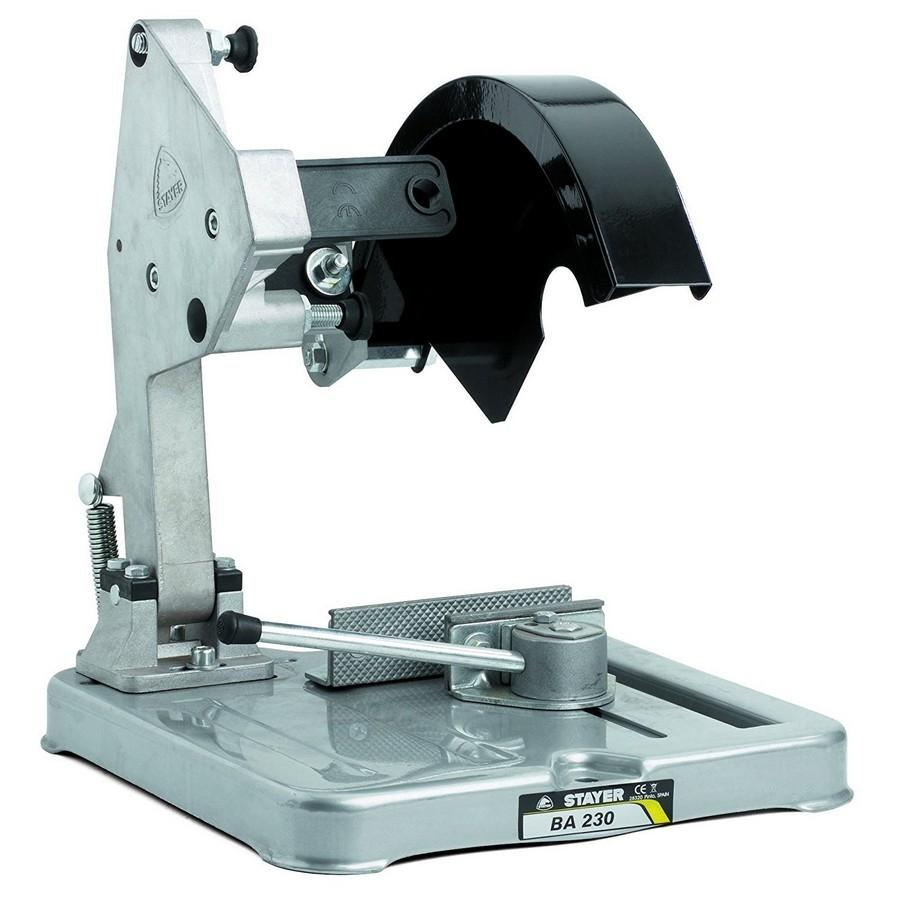 Soporte Amoladora  230mm Stayer BA230