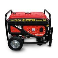 Generador de corriente GAV 2800 Stayer